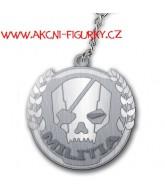 Titanfall: Militia Logo klíčenka