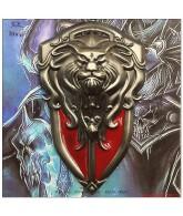 World of Warcraft kladivo Orgrim Doomhammer přívěšek 7 cm
