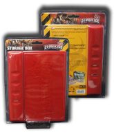Zombicide : Storage Boxes Red
