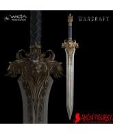 Warcraft replika 1/1 meče krále Llanese 121 cm