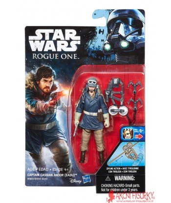 Captain Cassian Andor Eadu Rogue One Star Wars Akční figurka 10 cm