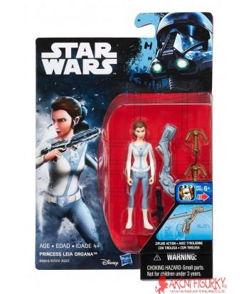 Princess Leia Organa Rebels Star Wars Akční figurka 10 cm