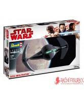 Star Wars Level 3 Model Kit 1/257 Sith Infiltrator 10 cm