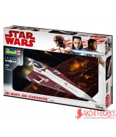 Star Wars Level 3 Model Kit 1/80 Jedi Starfighter 10 cm