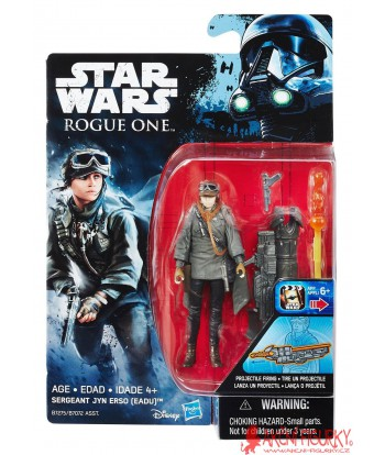 Star Wars Sergeant Jyn Erso - Eadu Rogue One 10 cm