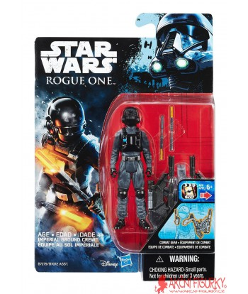 Star Wars Imperial Ground Crew Rogue One 10 cm