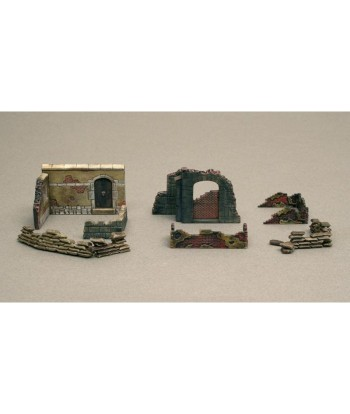 WALLS AND RUINS II - 1:72 - 6090