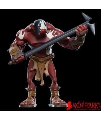 Lord of the Rings Uruk-Hai Berserker vinilová figurka 17 cm
